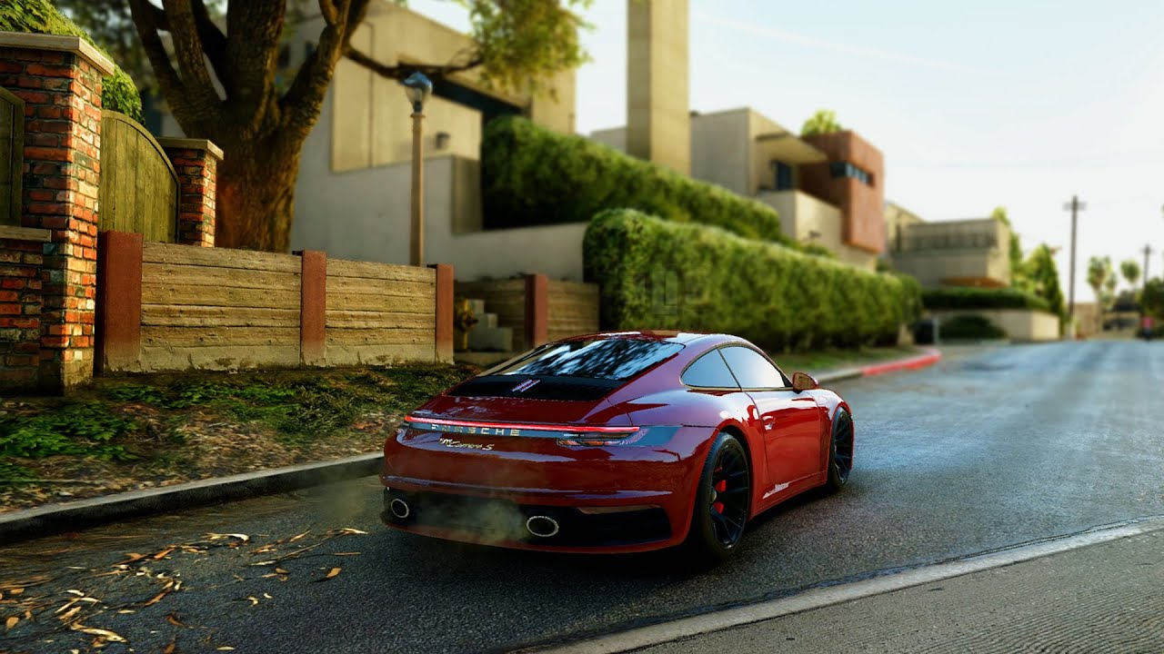GTA V Realism Beyond