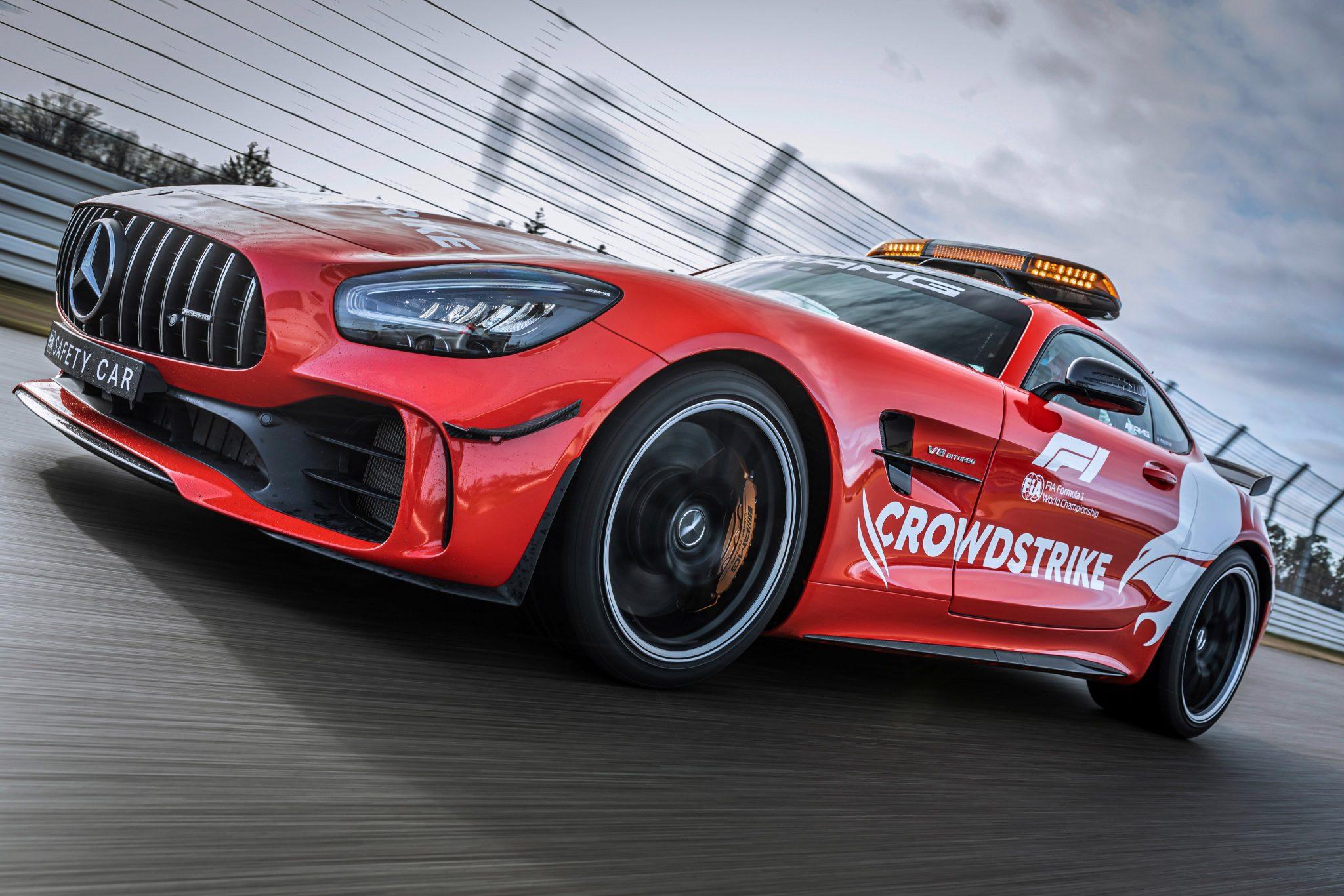 Mercedes-AMG GT R - F1-safetycar 2021