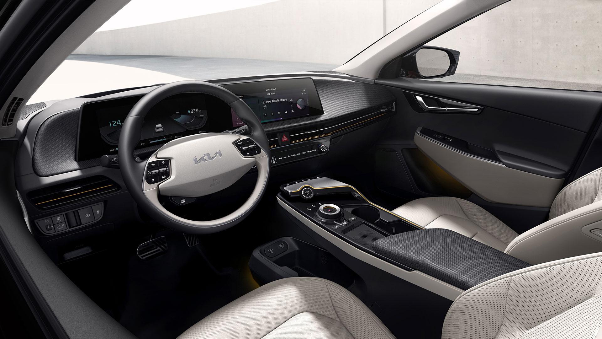 Elektrische Kia EV6 (2021)