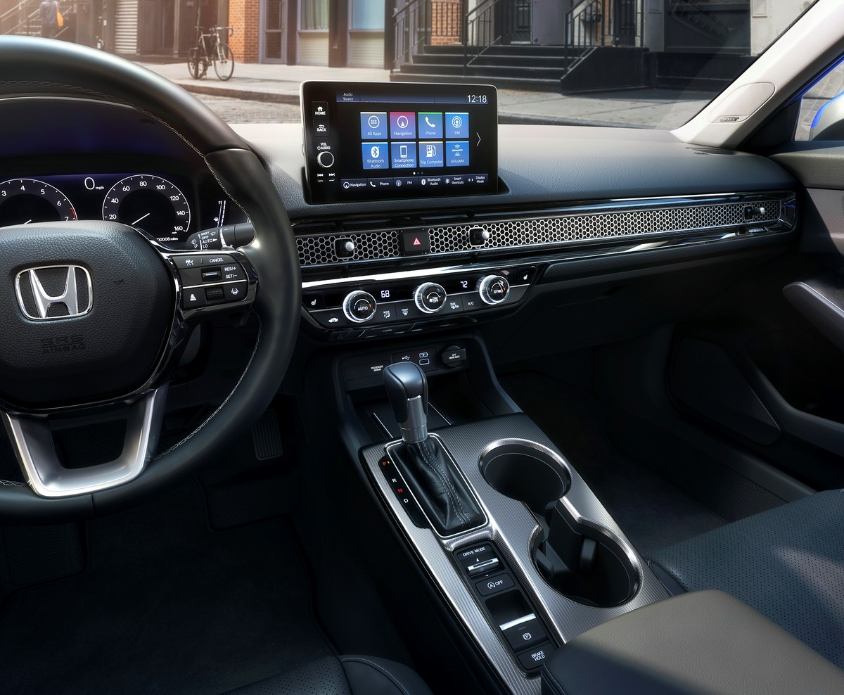 Interieur Honda Civic Sedan 2021