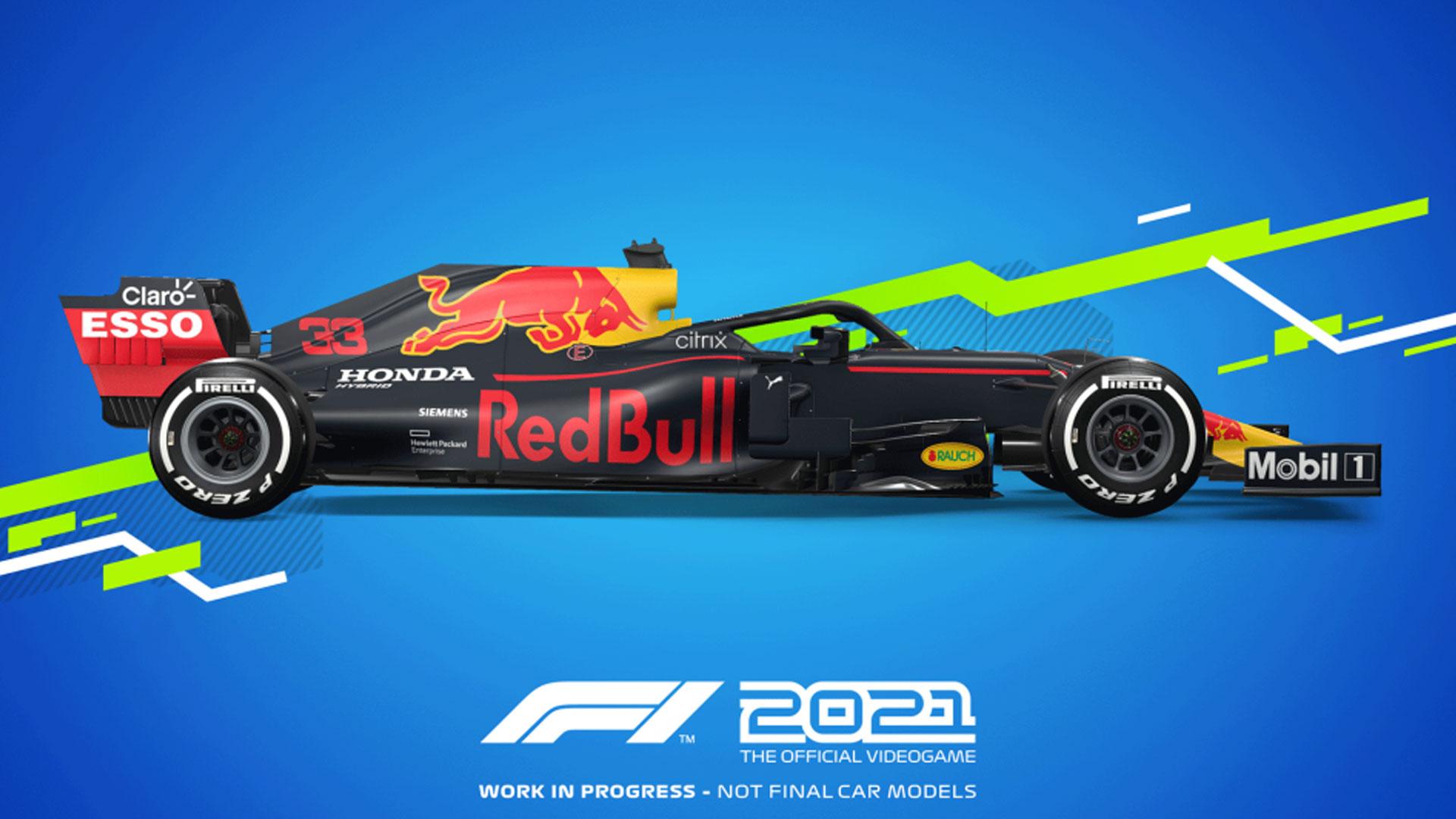 Releasedatum F1 2021: 16 juli 2021