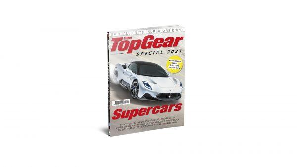 TopGear Supercars 2021 webshop