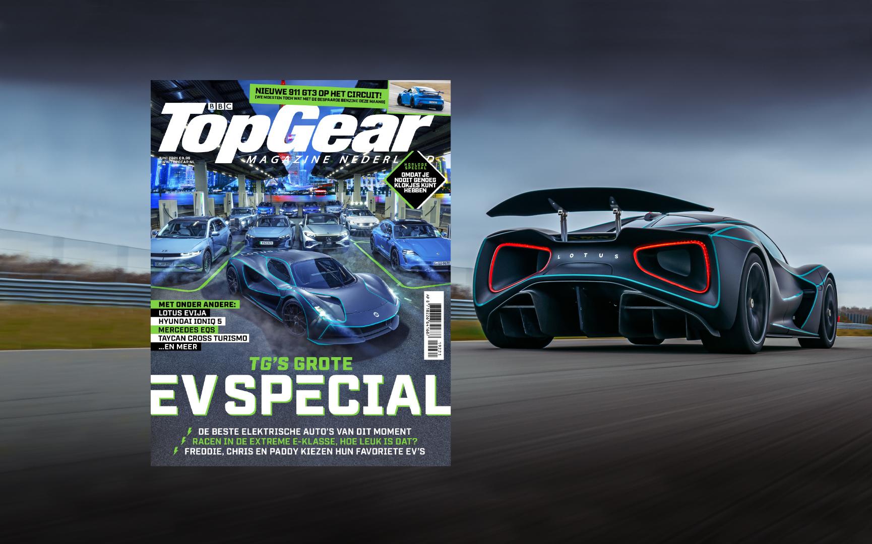 TopGear Magazine 192 - Juni 2021