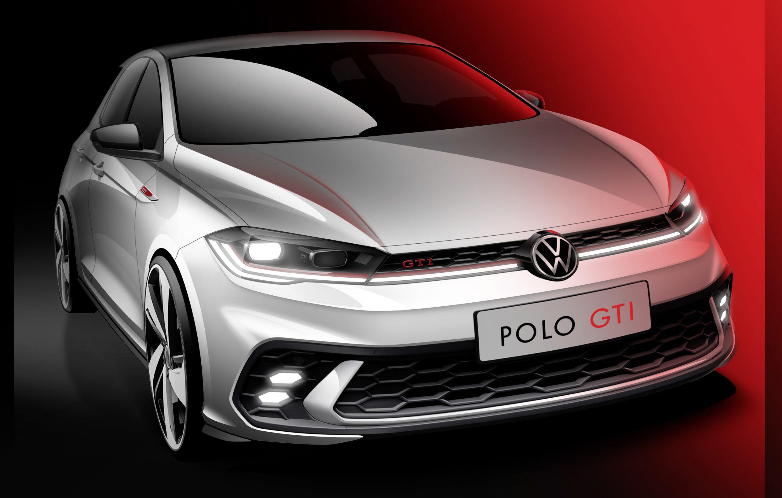 Nieuwe Volkswagen Polo GTI komt volgend emaand