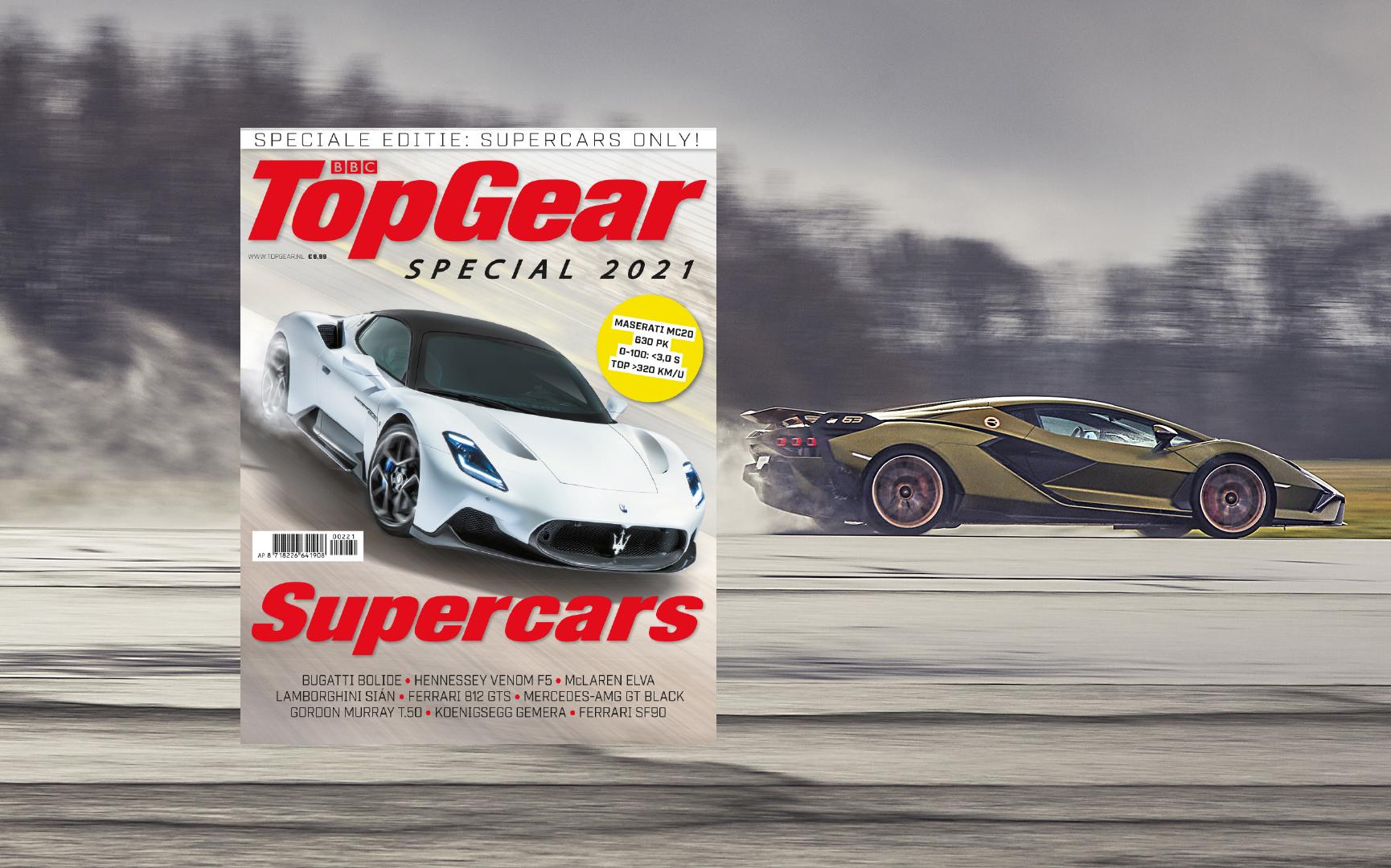 TopGear Supercars 2021
