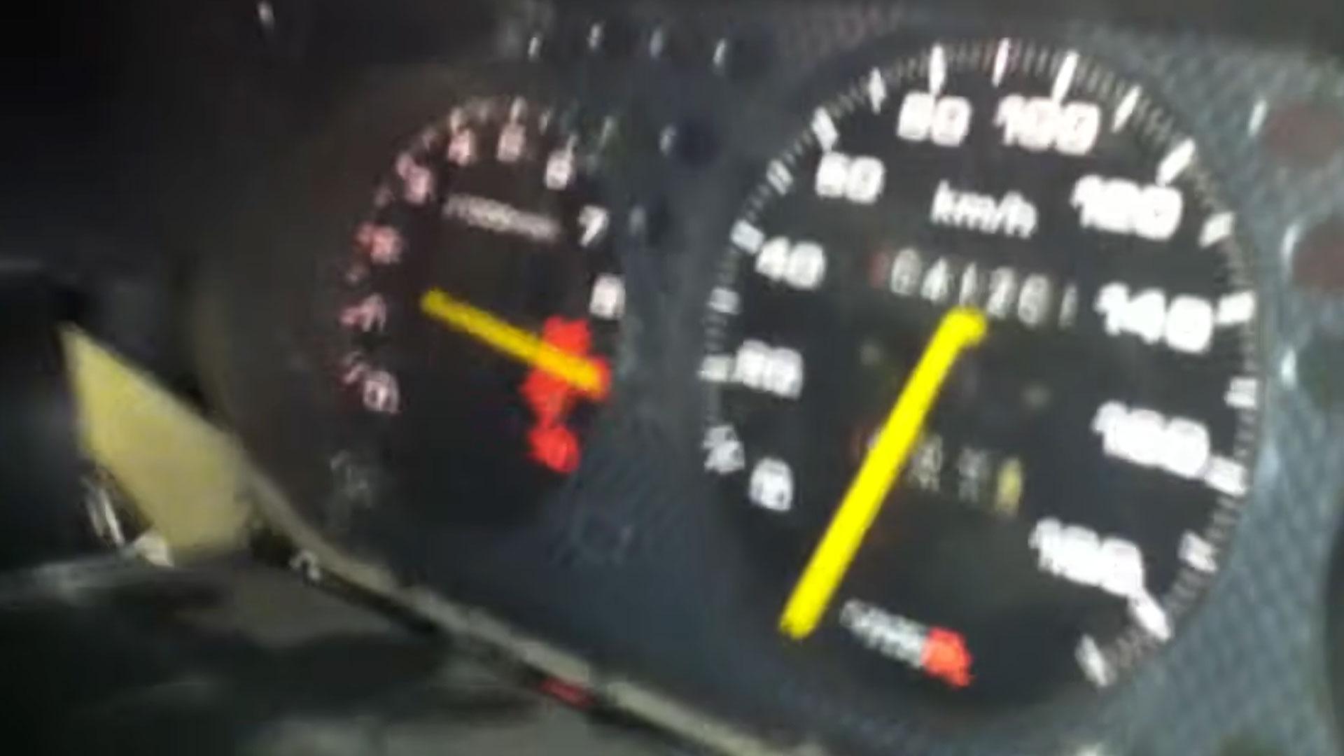 Opgevoerde Honda Civic