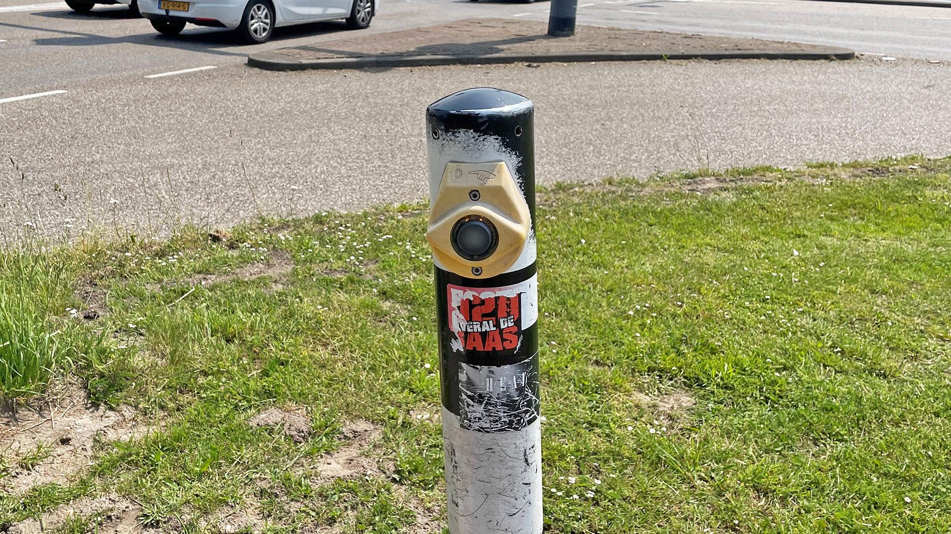 Zijn knopjes bij stoplichten nep of niet?