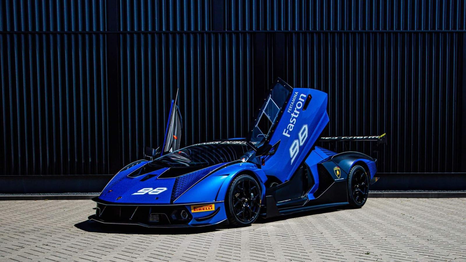 Lamborghini Essenza SCV12 in Nederland