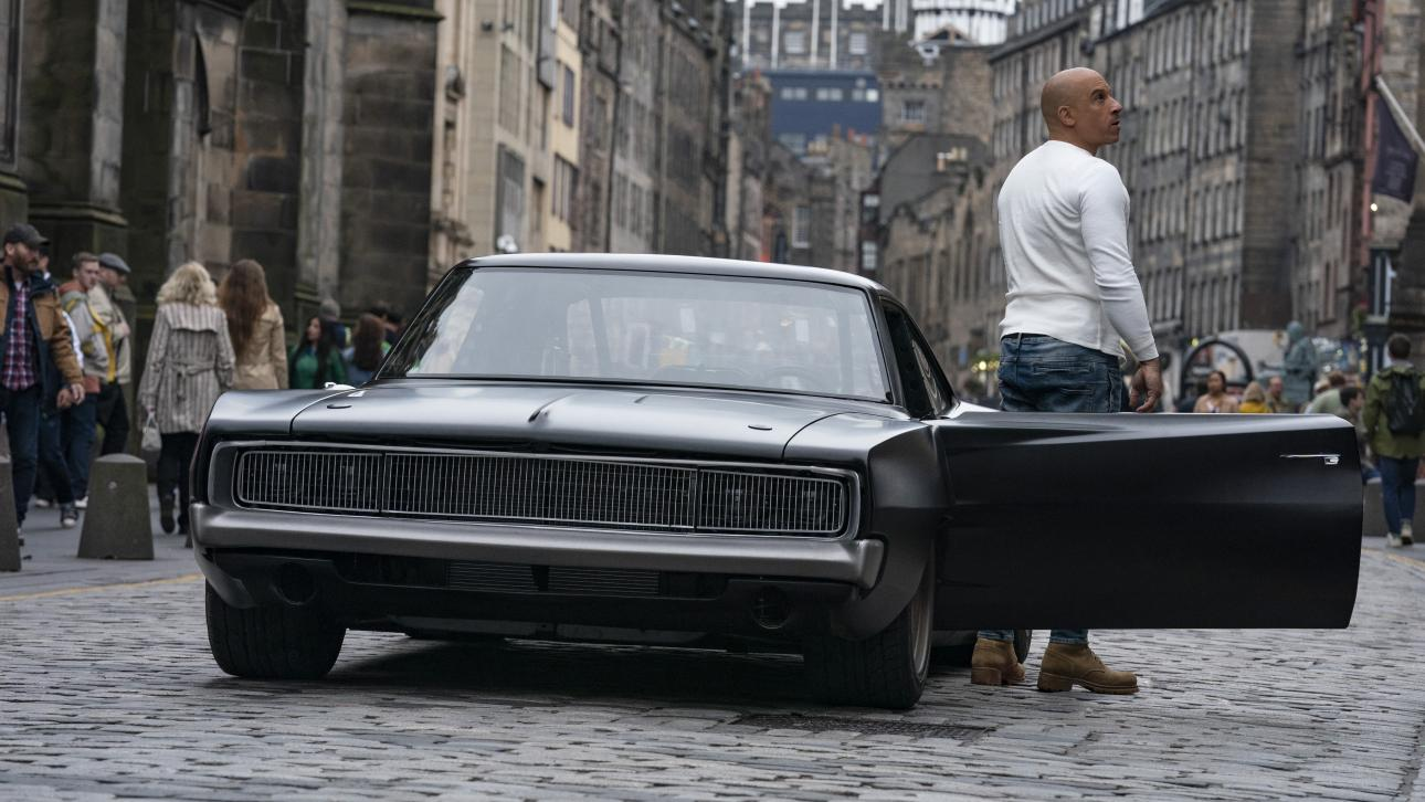 Speedkore Dodge Charger van Fast and Furious 9