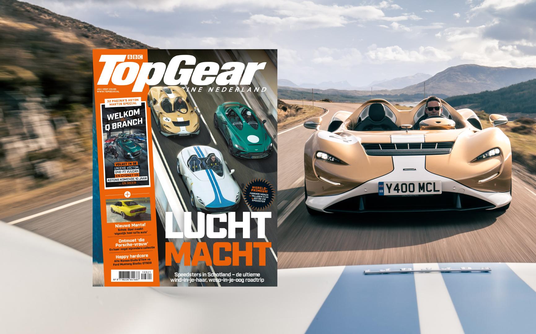 TopGear Magazine 193 juli 2021