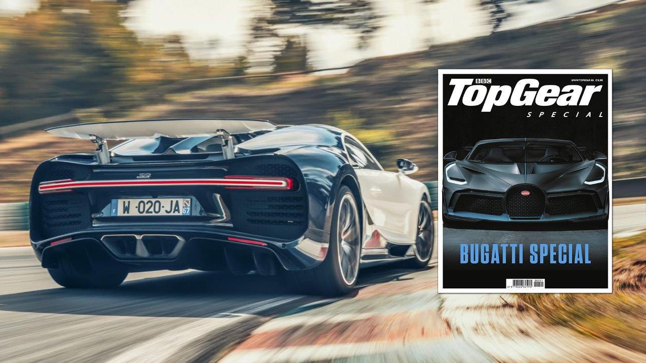 TopGear Bugatti Special
