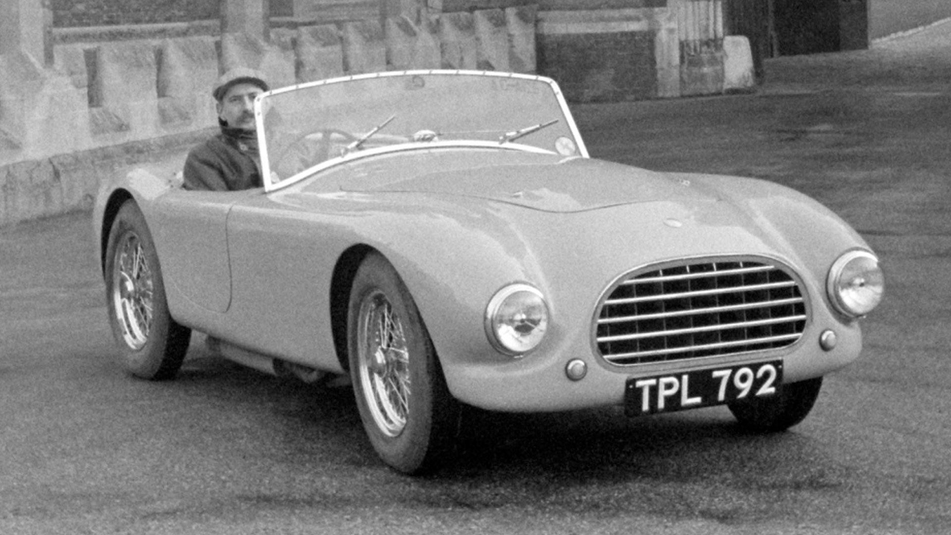 AC Ace Prototype langzame sportauto's