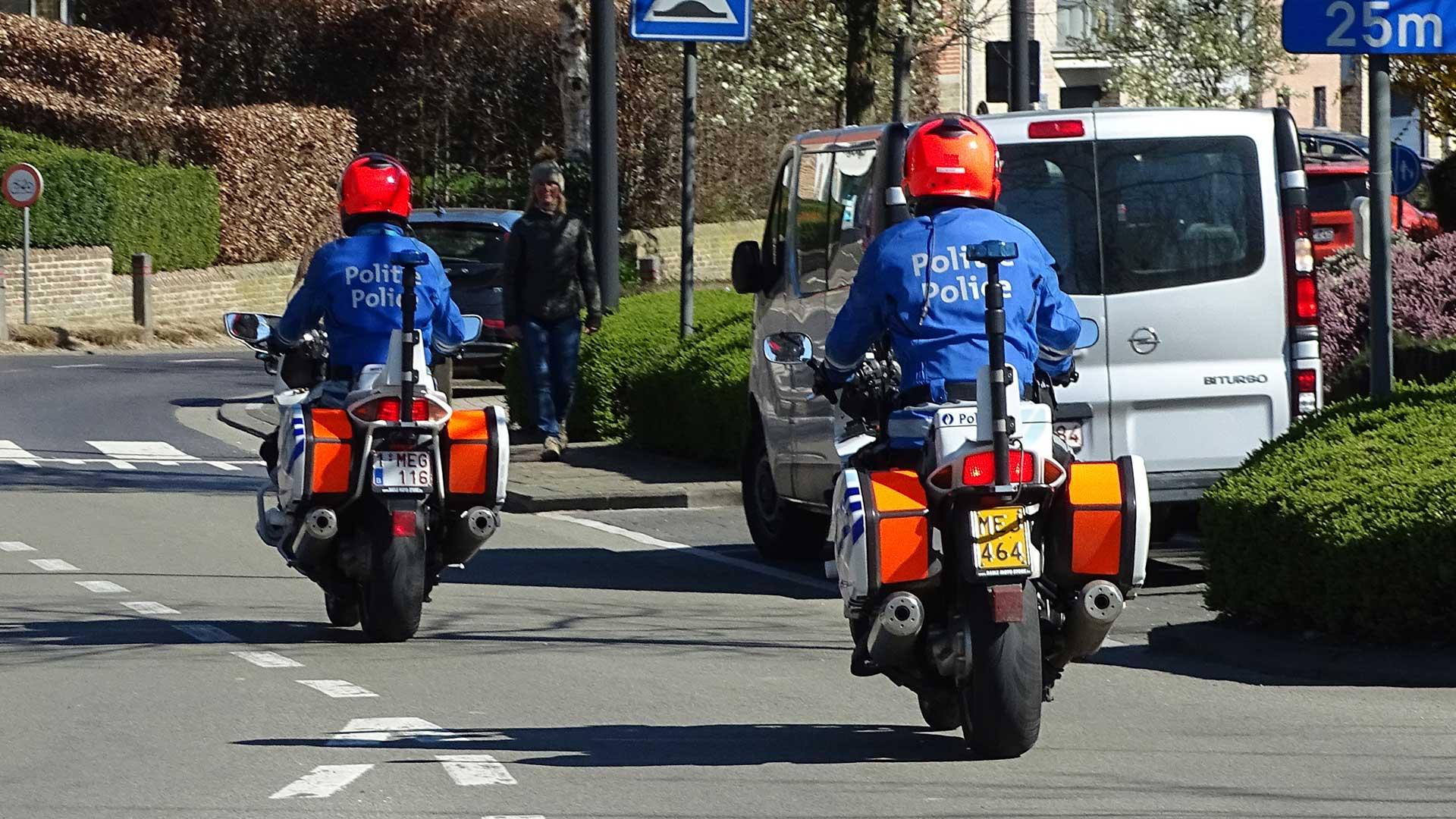 meer snelheidsboetes in België