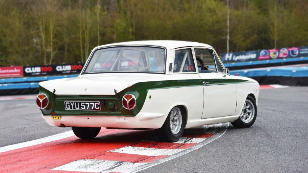 Ford Lotus Cortina MkI