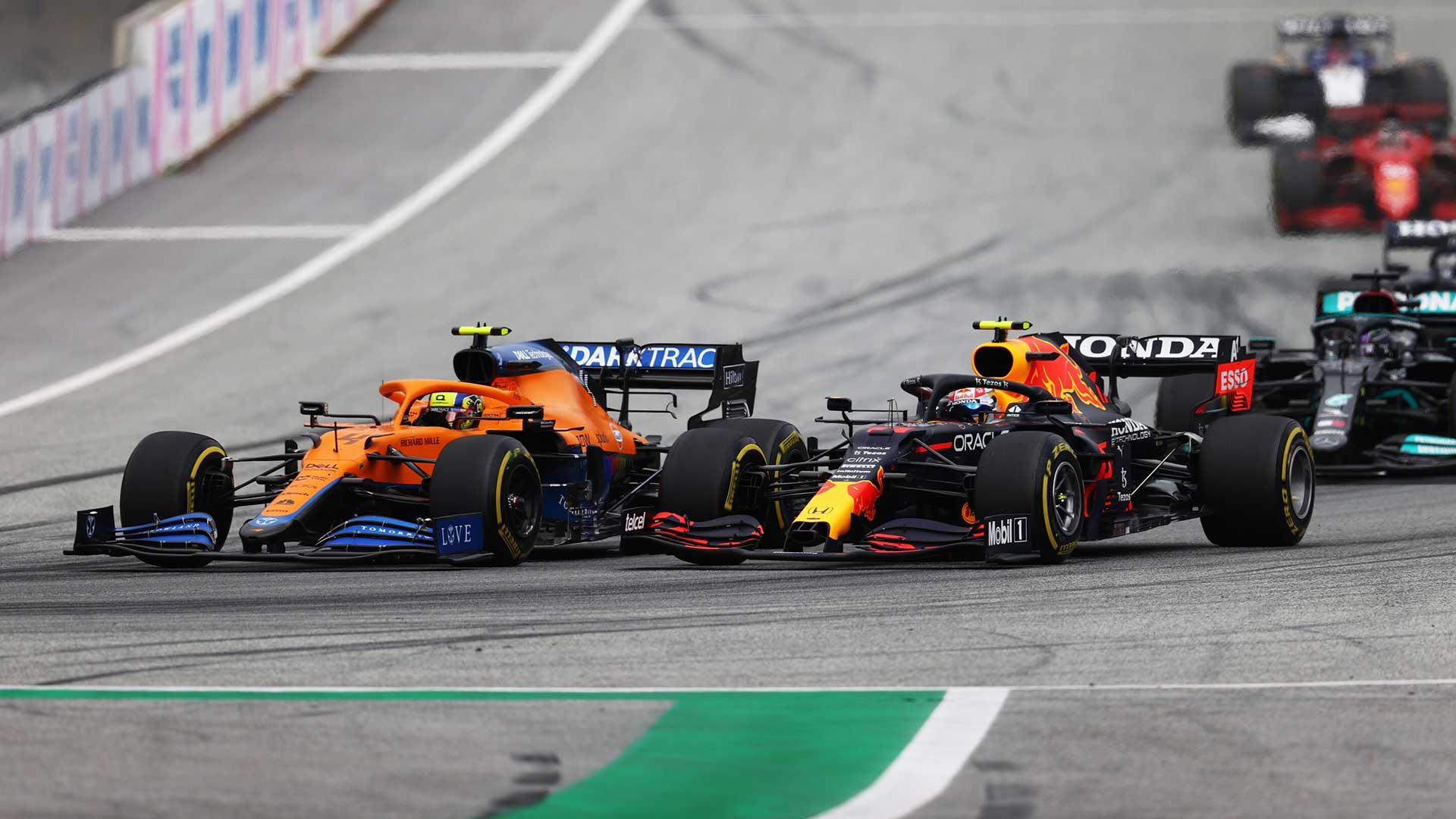 Wat als F1-coureurs te veel strafpunten krijgen?