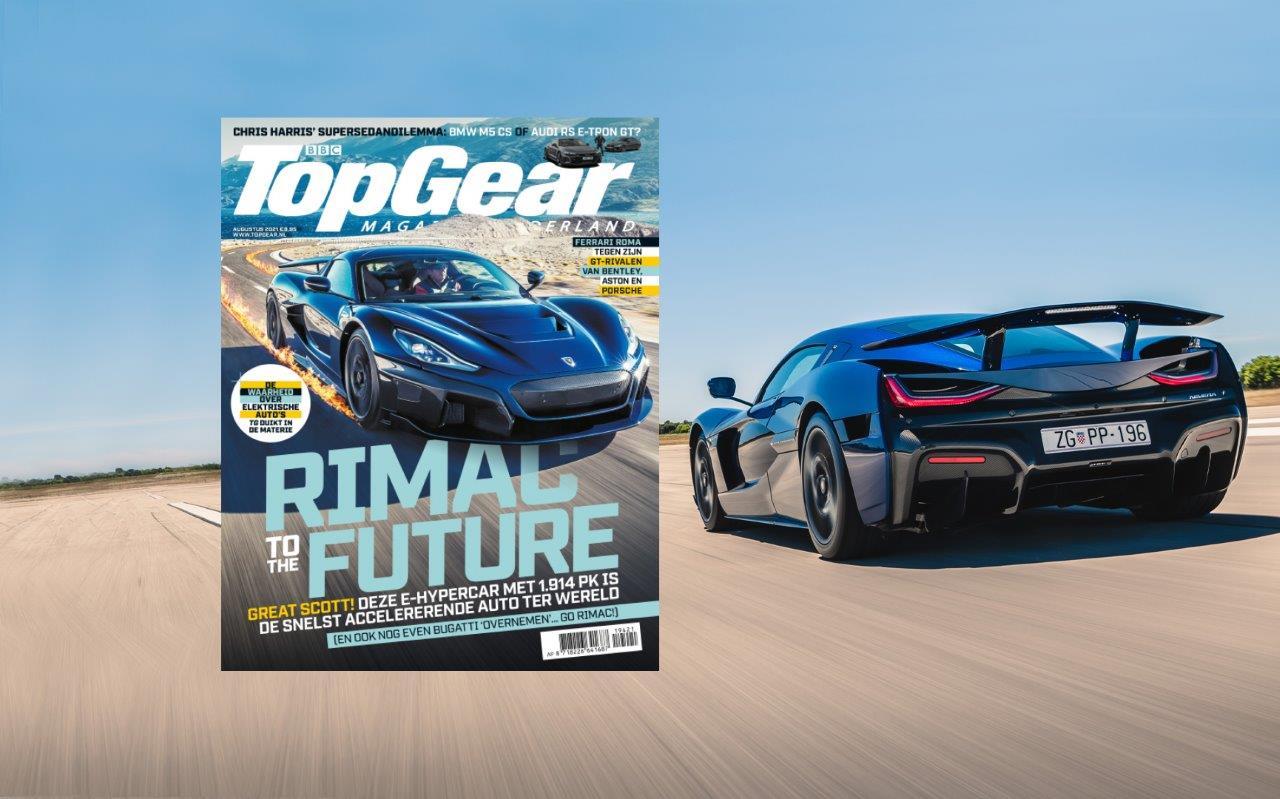 TopGear Magazine 194 - Augustus 2021