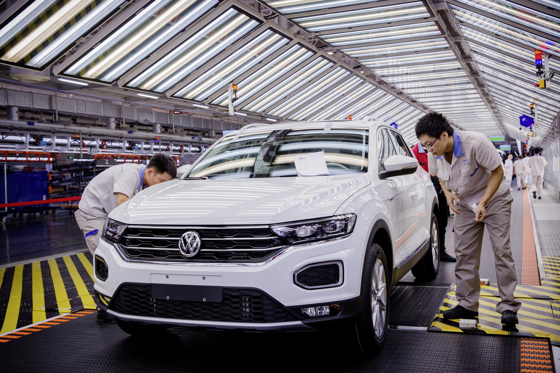 Volkswagen Fabriek