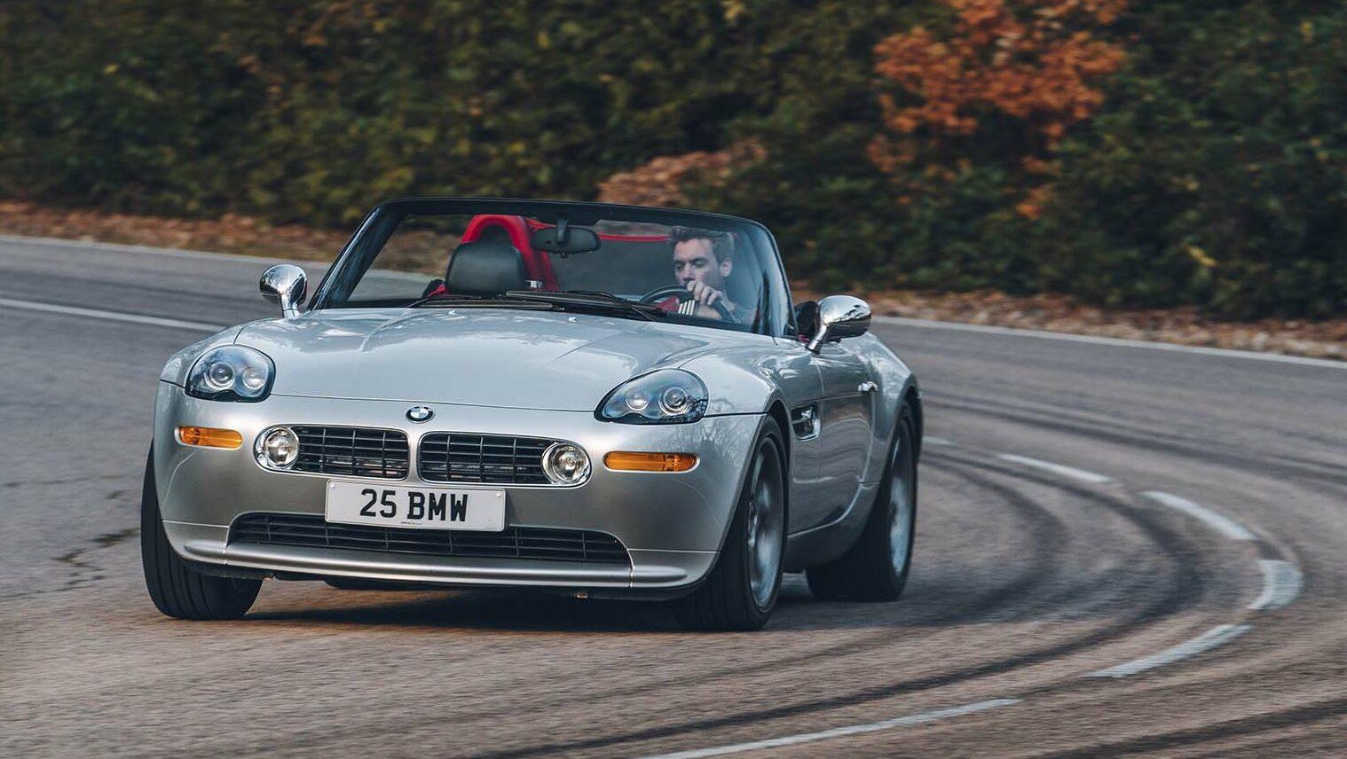 BMW Z8 van James Bond (007)