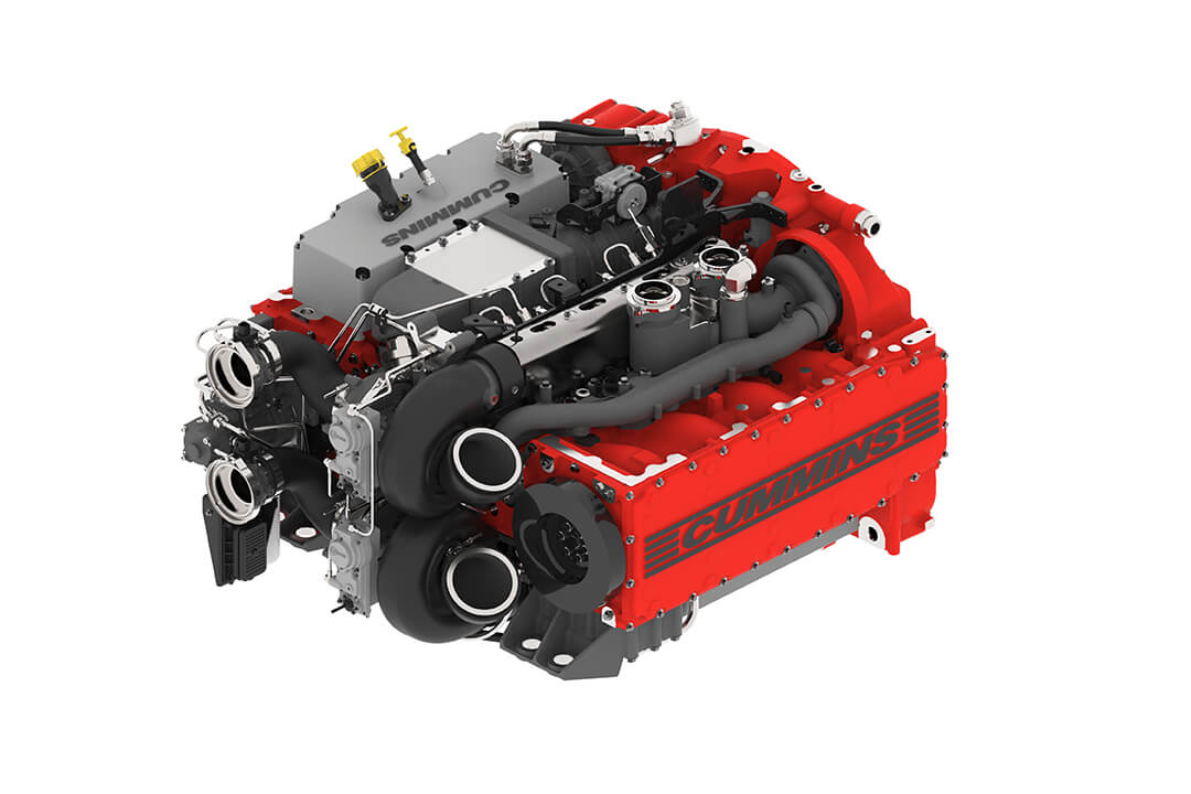 Cummins ACE dieselboxermotor