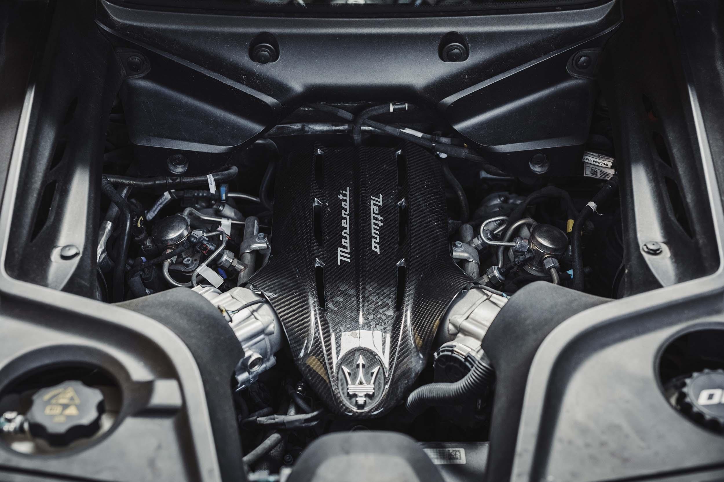 Motor (V6) Maserati MC20