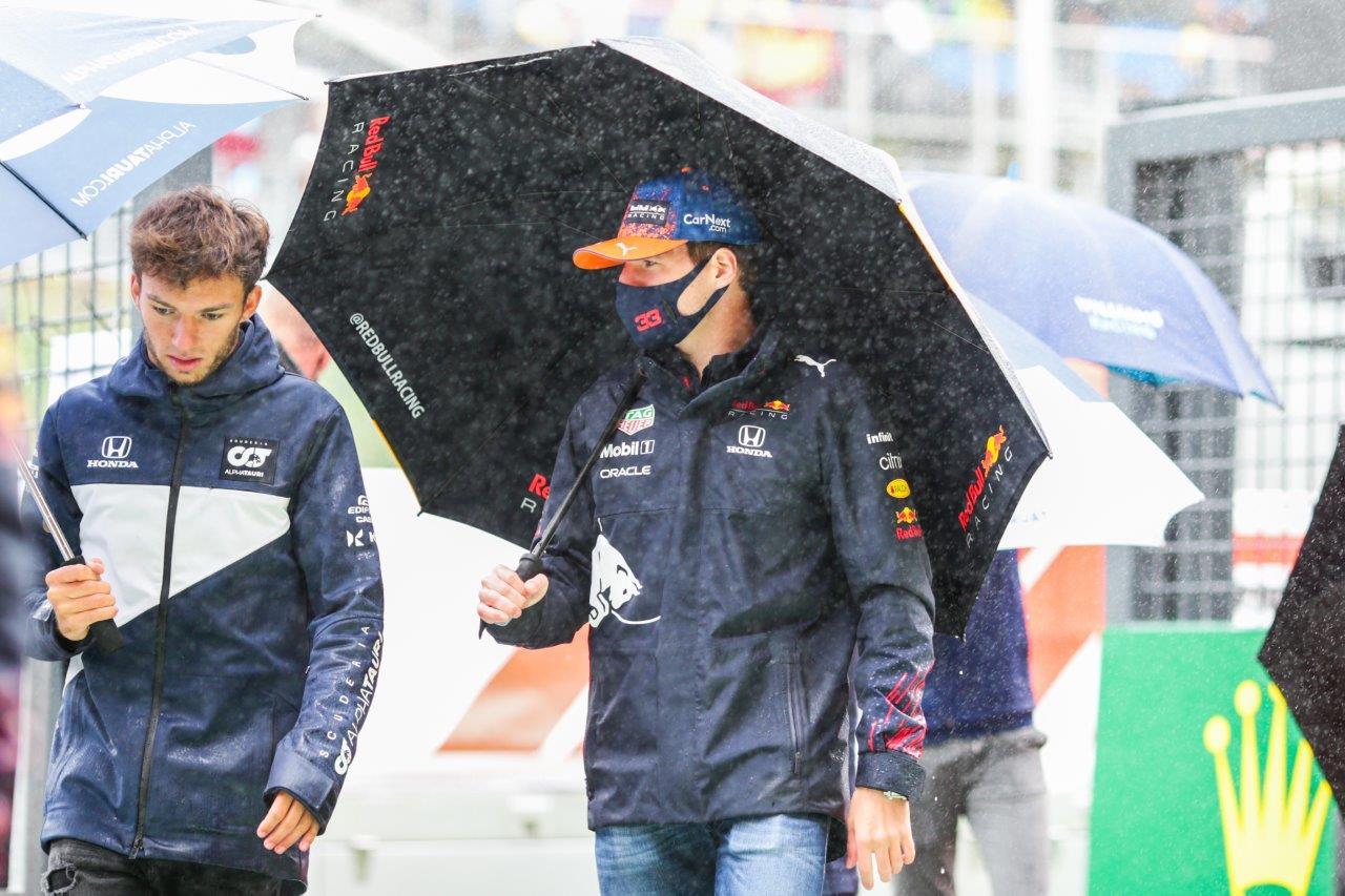 3e vrije training van de GP van Rusland 2021 afgelast