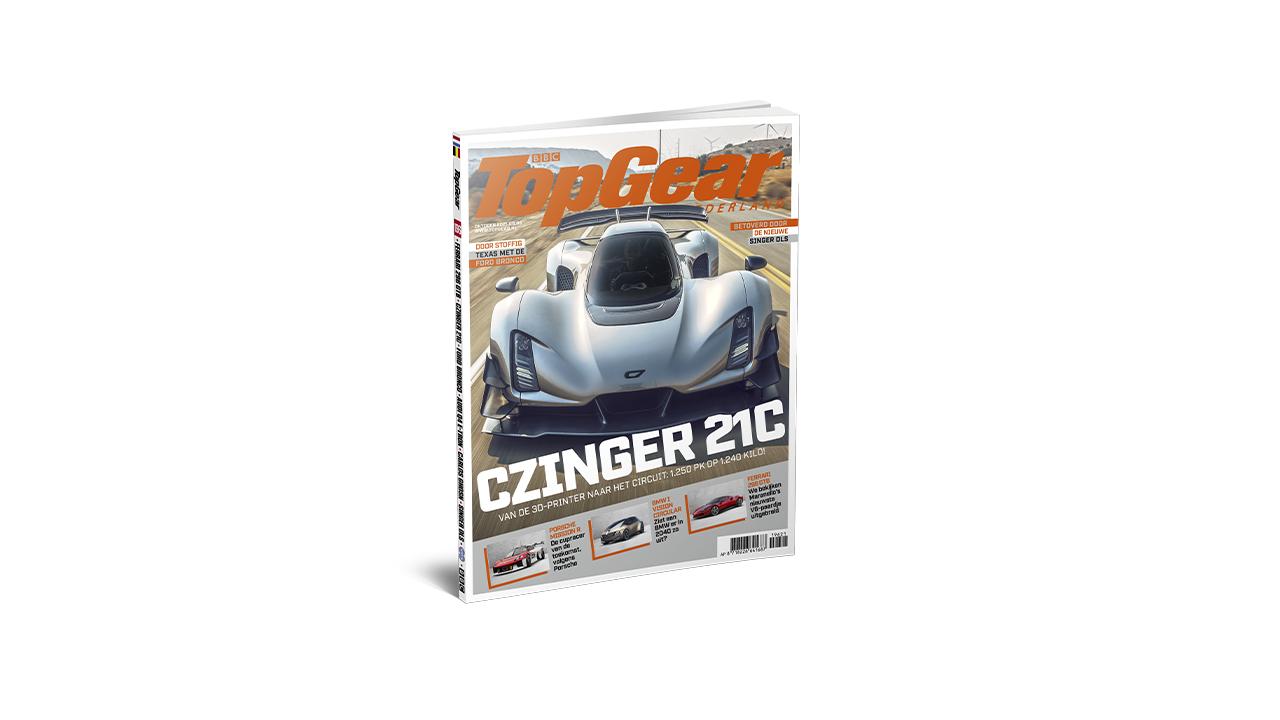 TopGear Magazine 196 oktober 2021