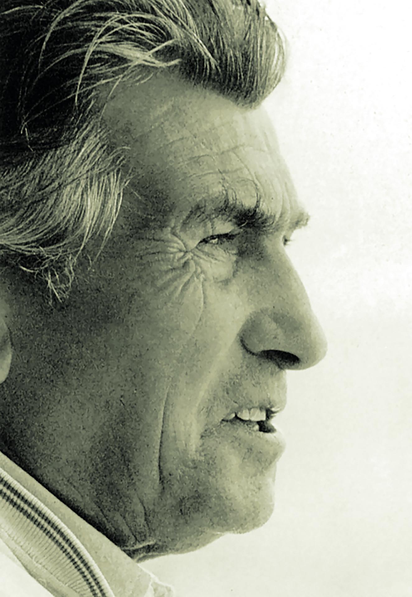 Geschiedenis van Lamborghini - Ferruccio portret
