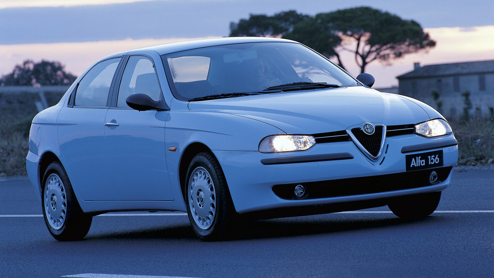 '90s klassiekers: Alfa Romeo 156