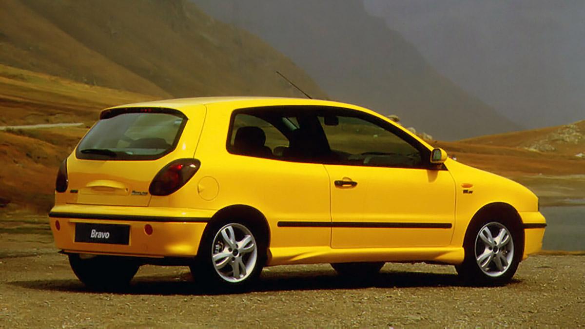 '90s klassiekers: Fiat Bravo HGT