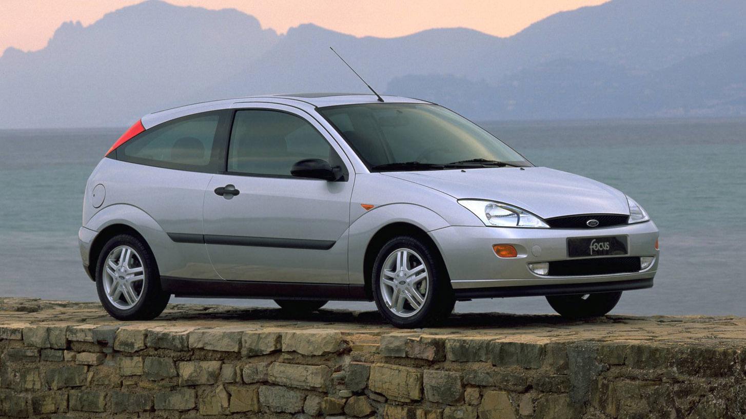 '90s klassiekers: Ford Focus