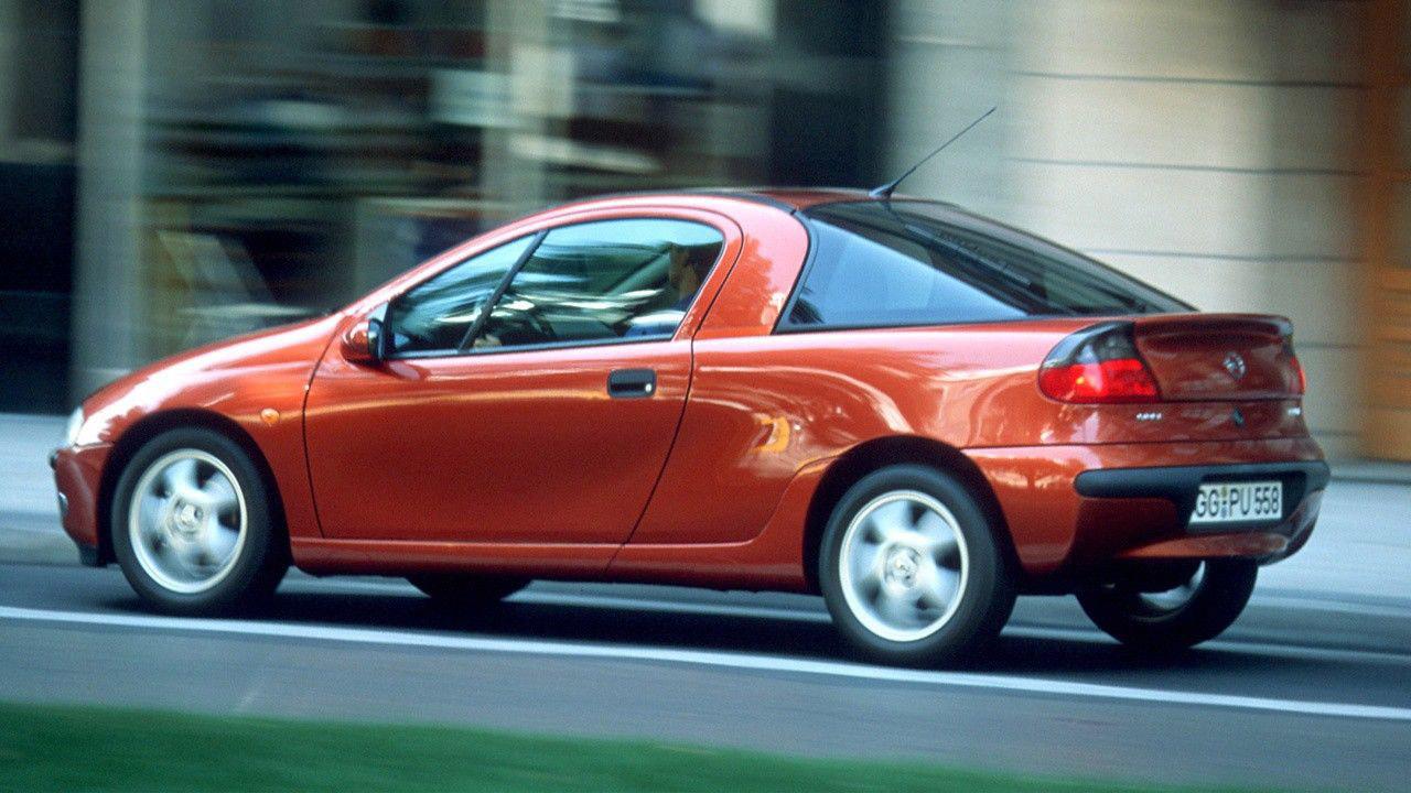 '90s klassiekers: Opel Tigra