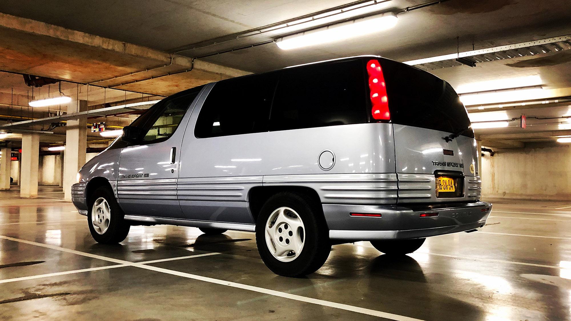 '90s klassiekers: Pontiac Trans Sport