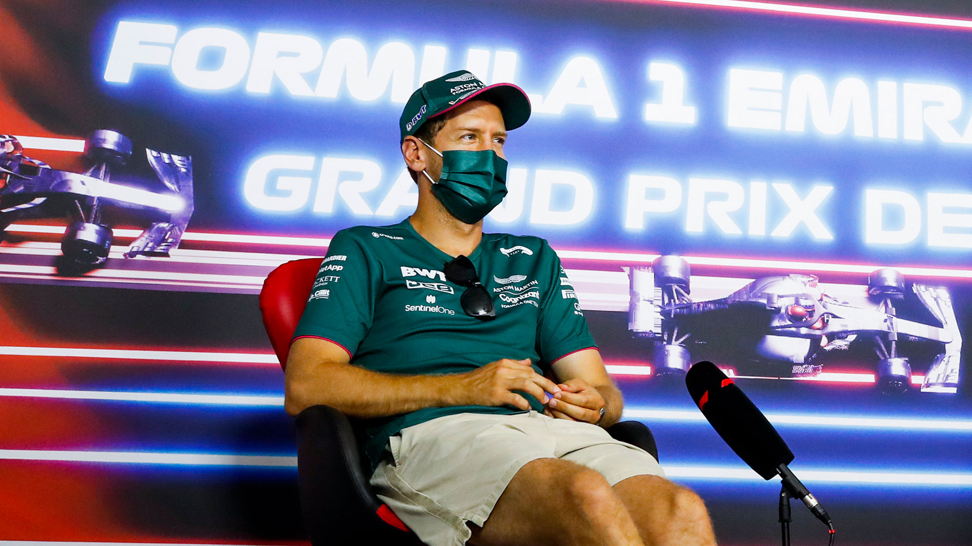 Sebastian Vettel snelheidlimiet autobahn