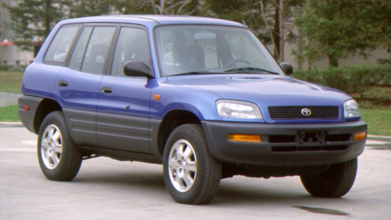 '90s klassiekers: Toyota RAV4