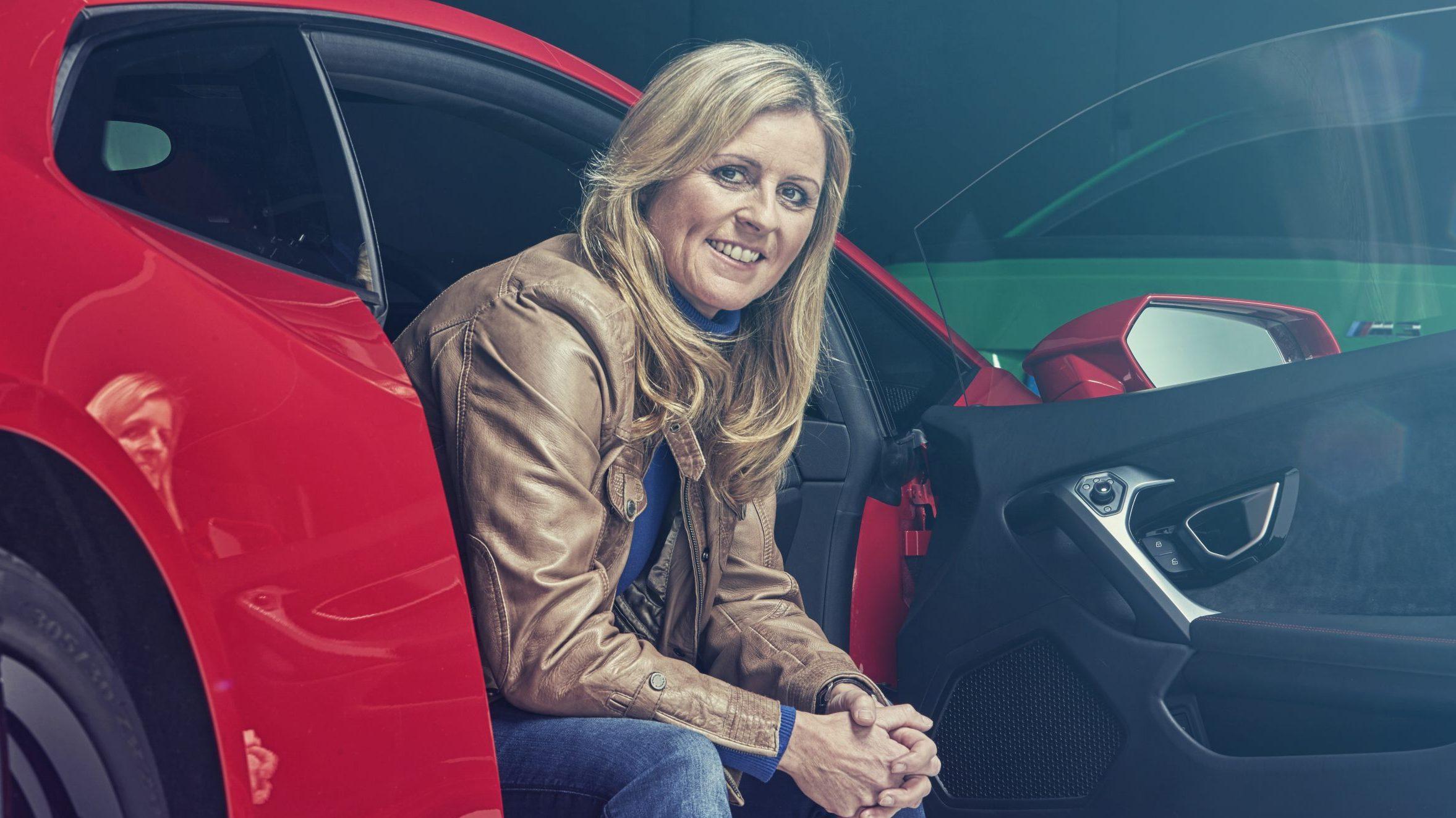 TopGear TV: Sabine Schmitz