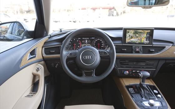 Audi A6 Allroad 3 0 Tdi 230 Kw Topgear