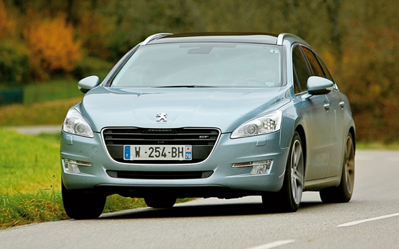 autotest peugeot 508 sw 2 2 hdi gt topgear. Black Bedroom Furniture Sets. Home Design Ideas