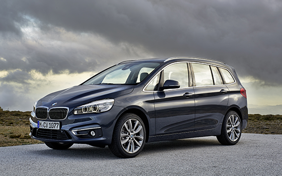 bmw 2 serie gran tourer geeft meer topgear. Black Bedroom Furniture Sets. Home Design Ideas