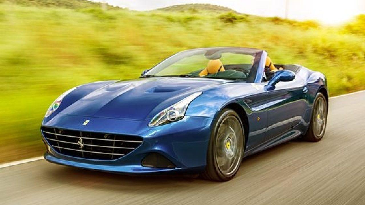 Ferrari California T Test En Specificaties Topgear Nederland