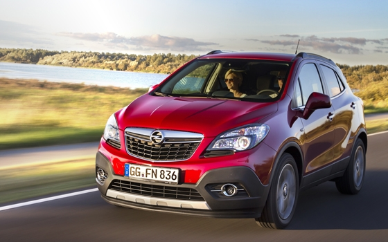 opel mokka 1 4t 4x4 edition topgear. Black Bedroom Furniture Sets. Home Design Ideas