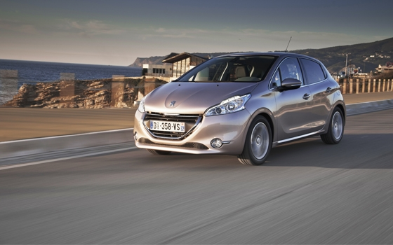 peugeot 208 1 6 vti allure 5 deurs topgear. Black Bedroom Furniture Sets. Home Design Ideas