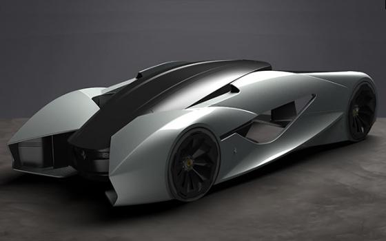 Alfa Romeo Austin >> Hoe ziet de Ferrari van 2040 eruit? - TopGear