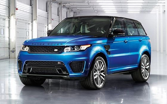 range rover sport svr is hier topgear. Black Bedroom Furniture Sets. Home Design Ideas