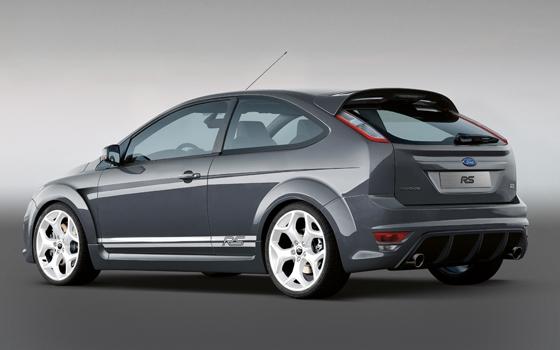 Uitgelicht Ford Focus Rs Topgear